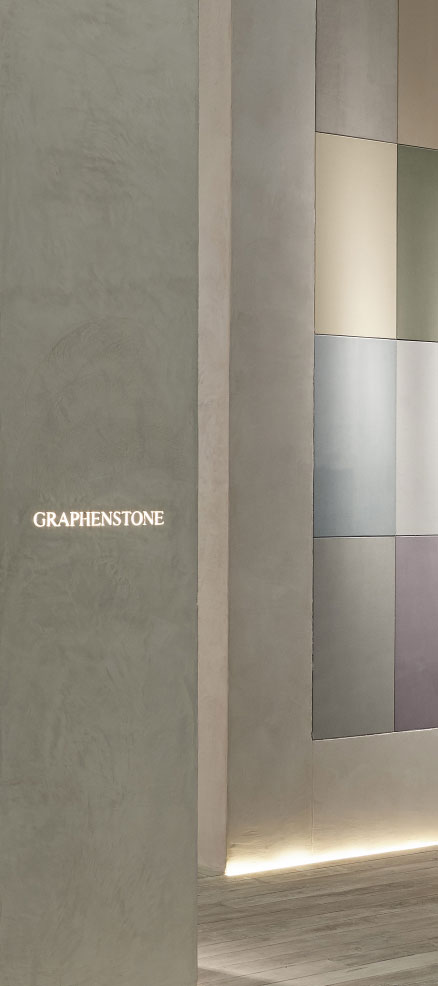 Graphenstone worldwide. International distribudtions, partners and delegations