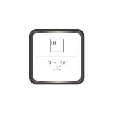 Interior use