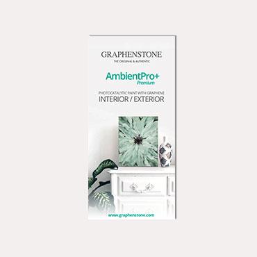 Brochure Graphenstone AmbientPro+ 2019