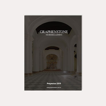 Graphenstone Projects 2019