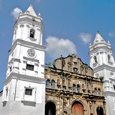 Graphenstone restauración de la Catedral de Panamá