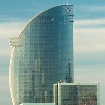 Graphenstone W Hotel Barcelona