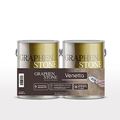 Natural venetian stucco coating