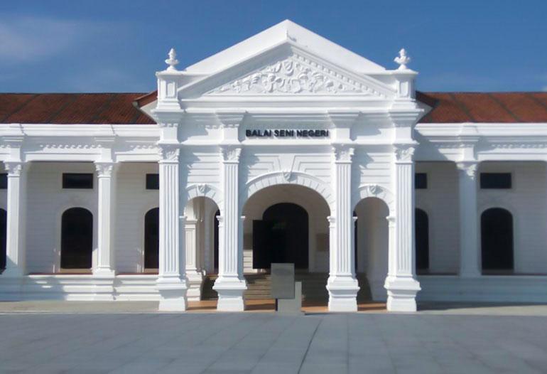 Kedah Kedah State Art Gallery, Alor Setar, Malaysia